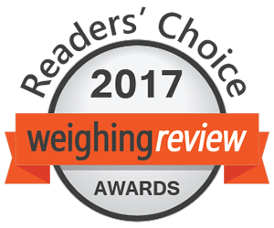 "Balanças Marques nomeada nos prémios ""Weighing Review Awards 2017"""