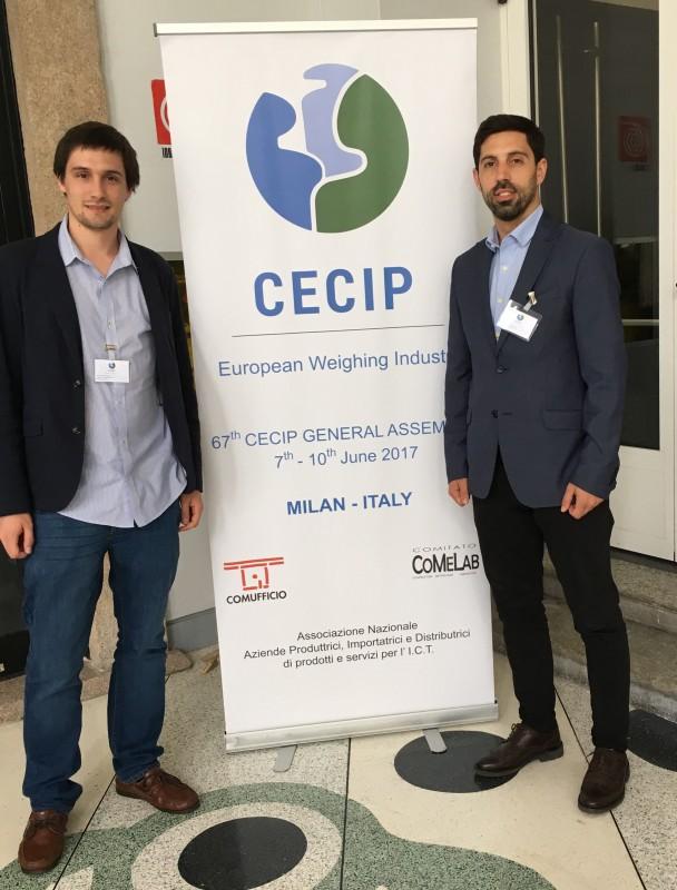 Balanças Marques em Assembleia Geral da CECIP
