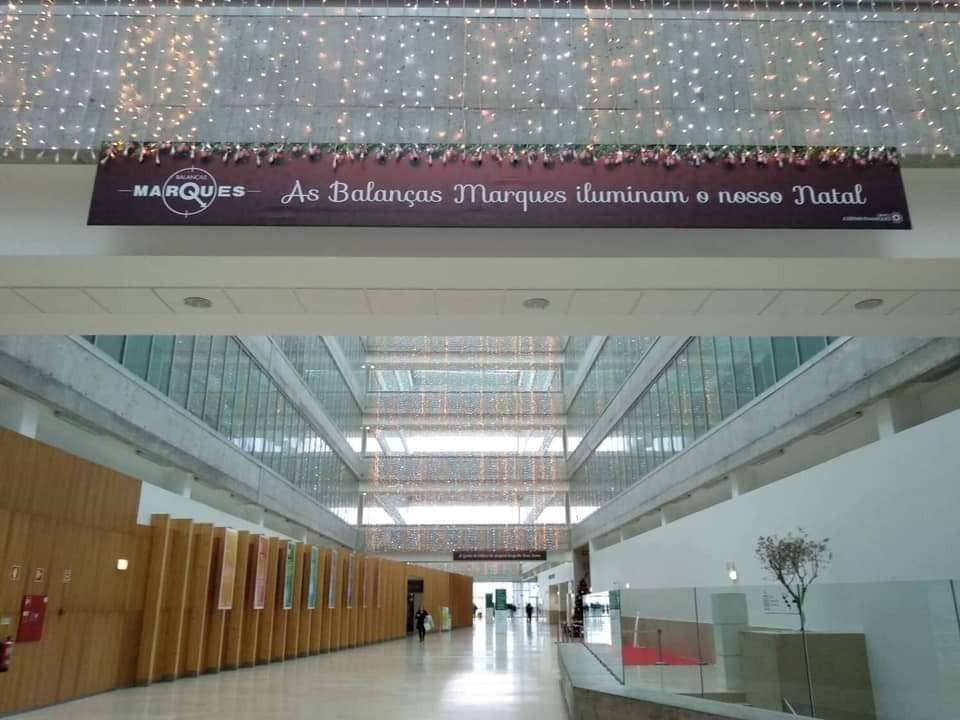 Balanças Marques ilumina Natal do Hospital de Braga