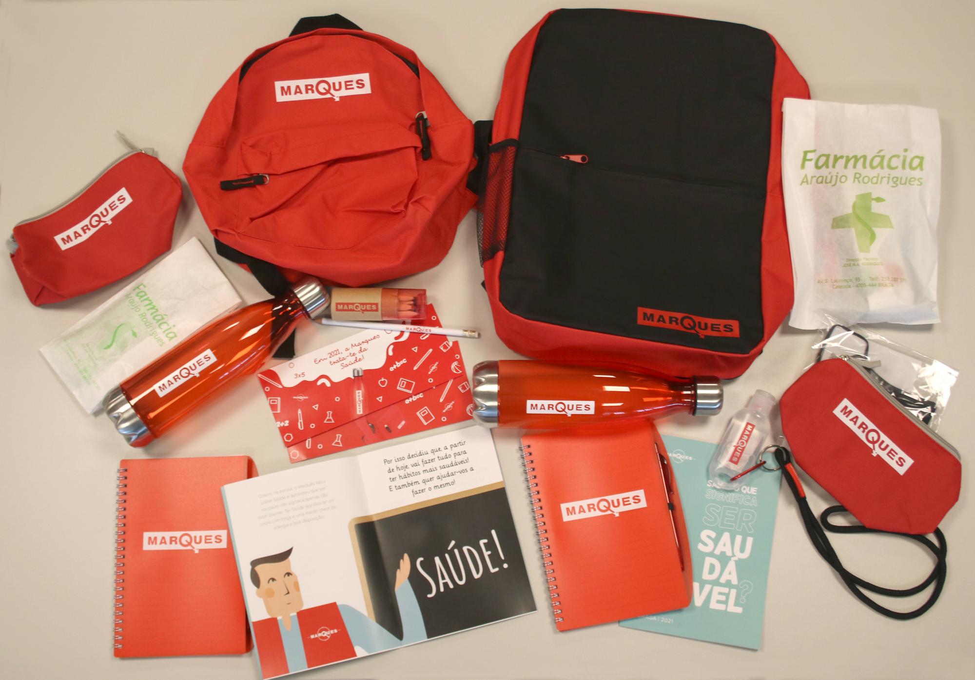 Grupo José Pimenta Marques volta a oferecer kits escolares aos filhos dos colaboradores