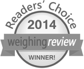 WEIGHING REVIEW AWARDS 2014