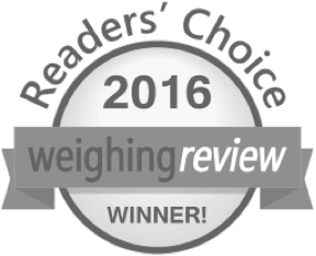 WEIGHING REVIEW AWARDS 2016